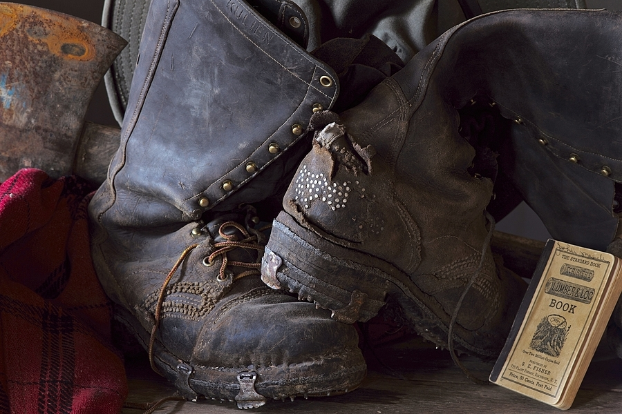 Logger's Boots | LEICA APO-SUMMICRON 90MM F2 ASPH <br> Click image for more details, Click <b>X</b> on top right of image to close