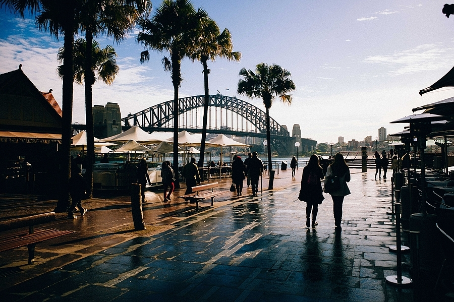 Sydney 9AM in the winter | LEICA SUMMICRON 28MM F2 ASPH <br> Click image for more details, Click <b>X</b> on top right of image to close