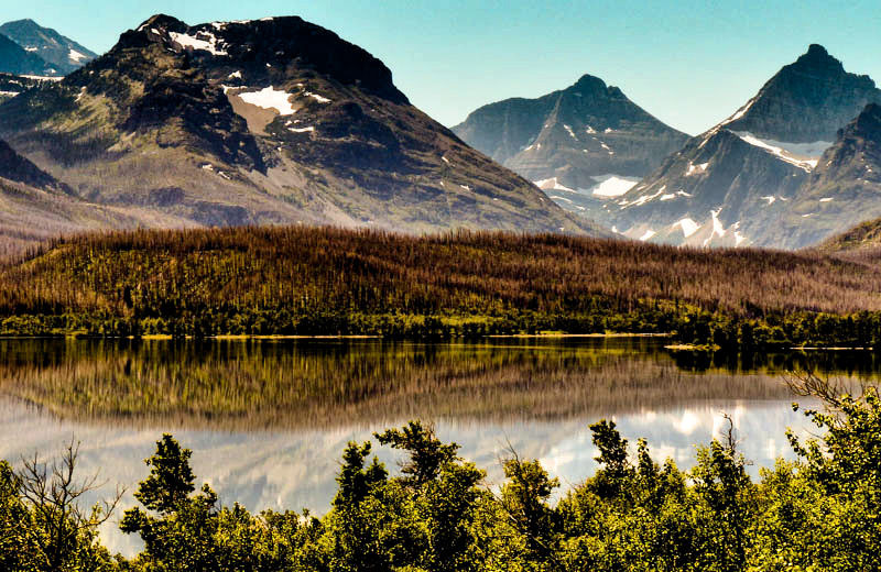 Saint Mary Lake | LENS MODEL NOT SET <br> Click image for more details, Click <b>X</b> on top right of image to close
